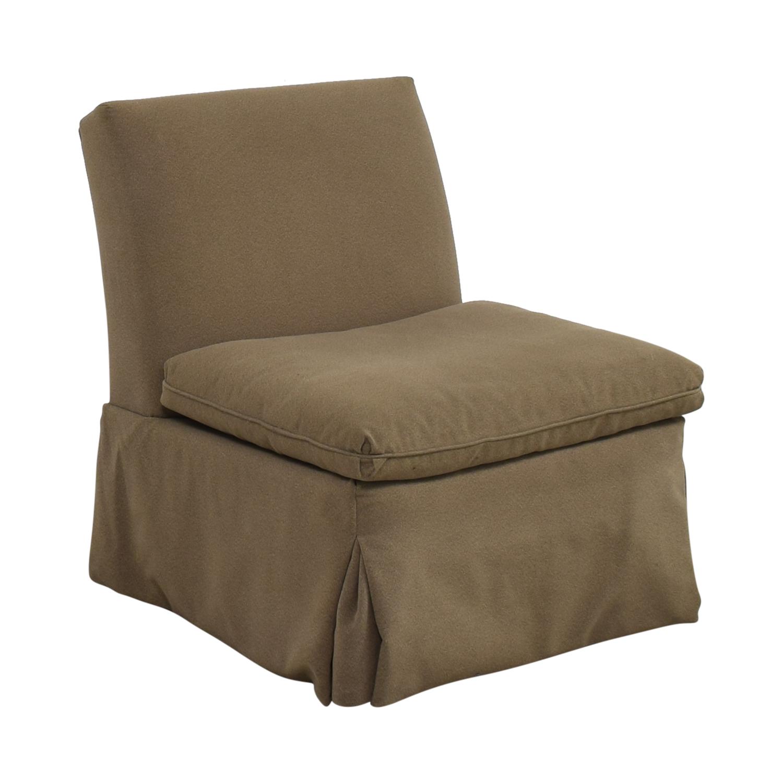 shop Ethan Allen Slipper Chair Ethan Allen Accent Chairs