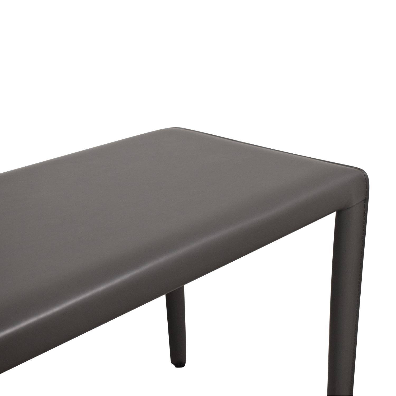 Room & Board Room & Board Sava Leather Bench ma