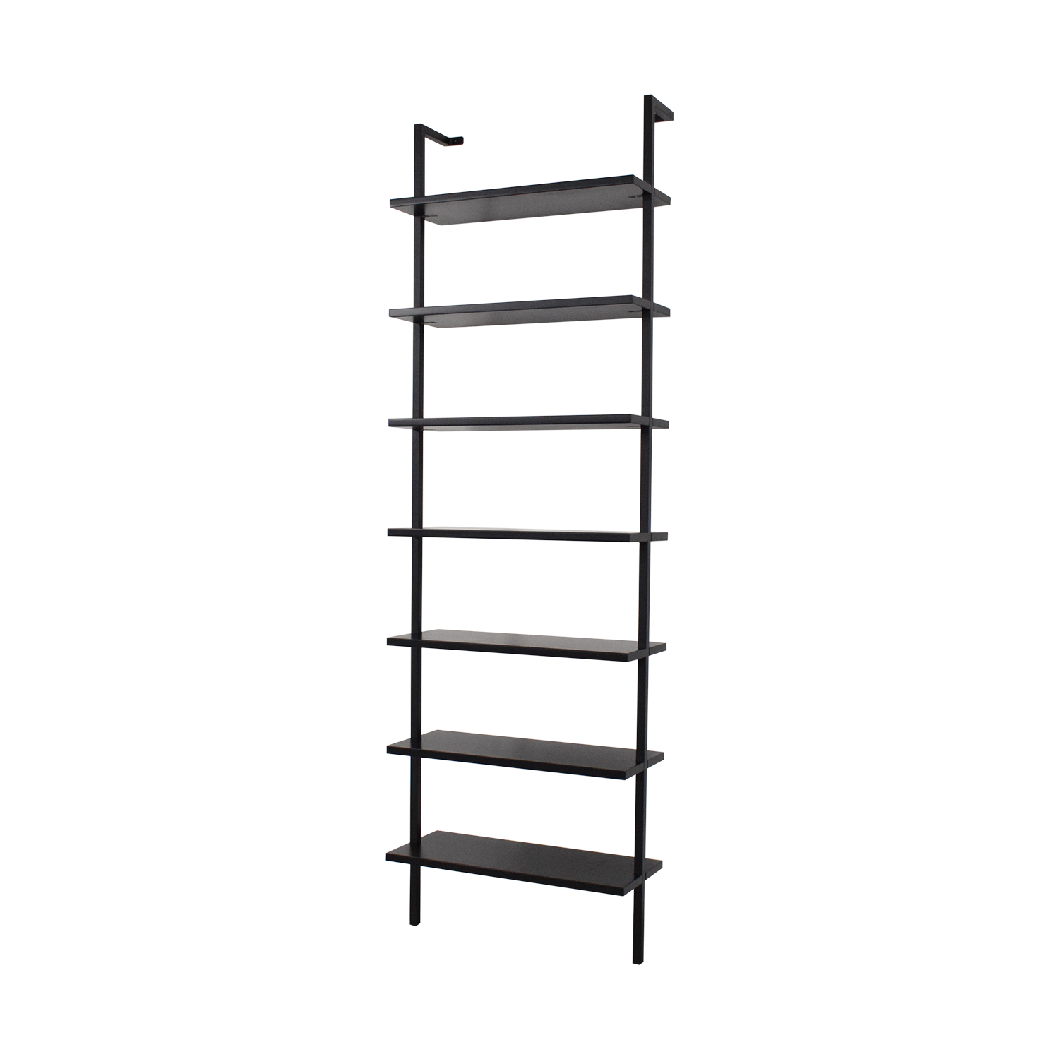 CB2 Stairway Wall Mounted Bookcase CB2