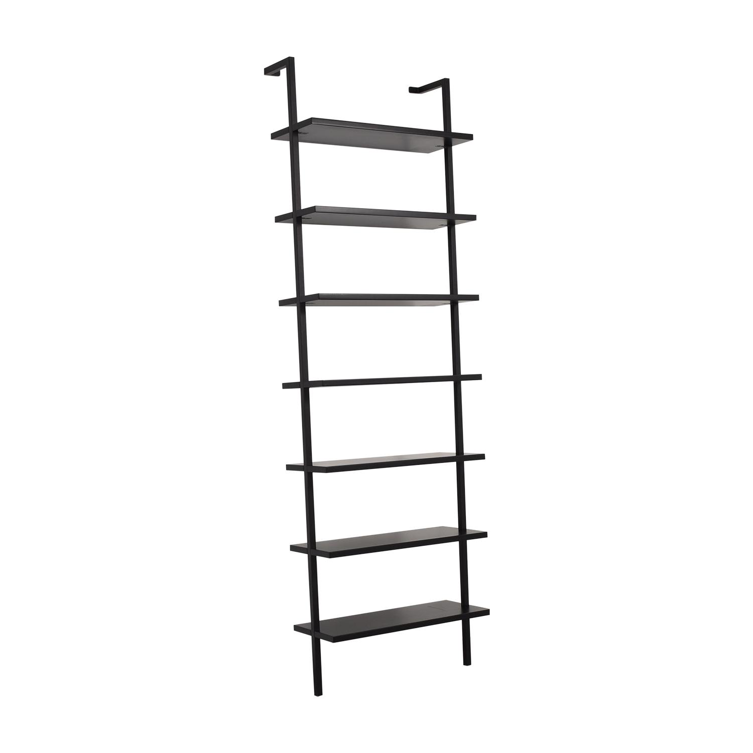 CB2 CB2 Stairway Wall Mounted Bookcase ct