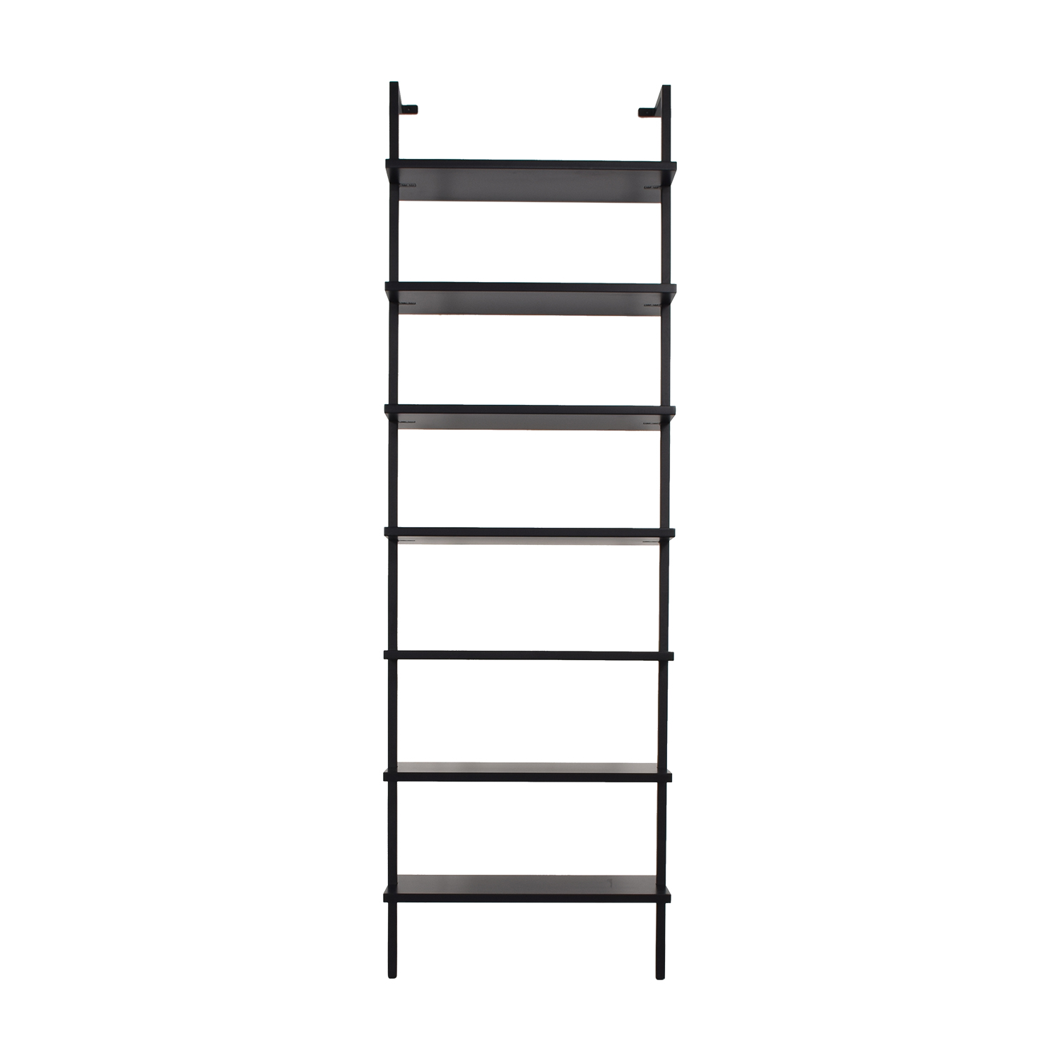CB2 CB2 Stairway Wall Mounted Bookcase nj