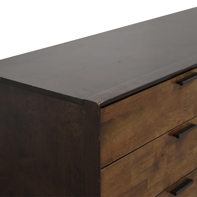 Macy's Macy's Eight Drawer Dresser second hand