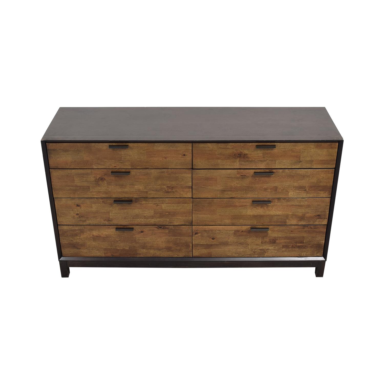 shop Macy's Eight Drawer Dresser Macy's Storage