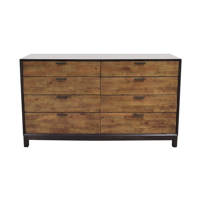 shop Macy's Eight Drawer Dresser Macy's Dressers