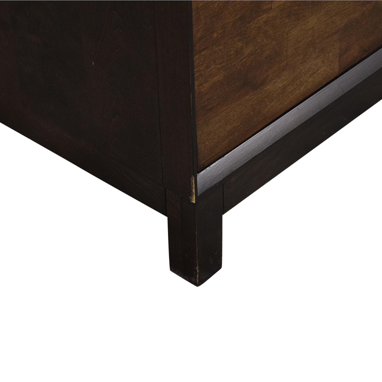 Macy's Eight Drawer Dresser / Storage