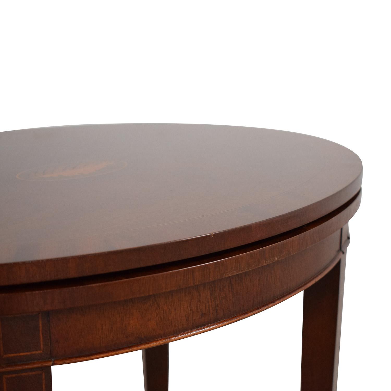 buy Baker Furniture Nesting End Tables Baker Furniture Tables