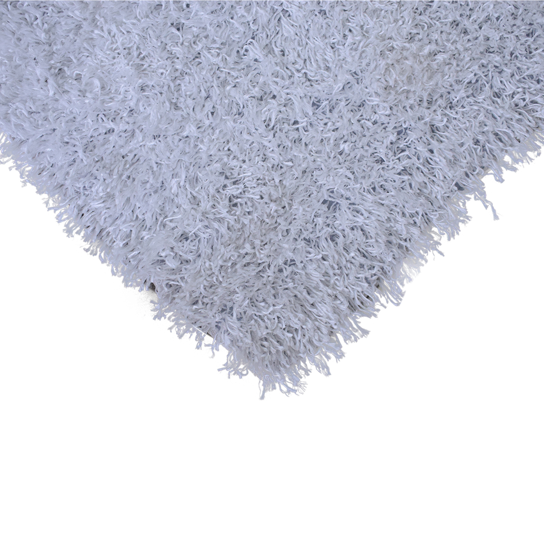 Safavieh Safavieh White Shag Area Rug Decor