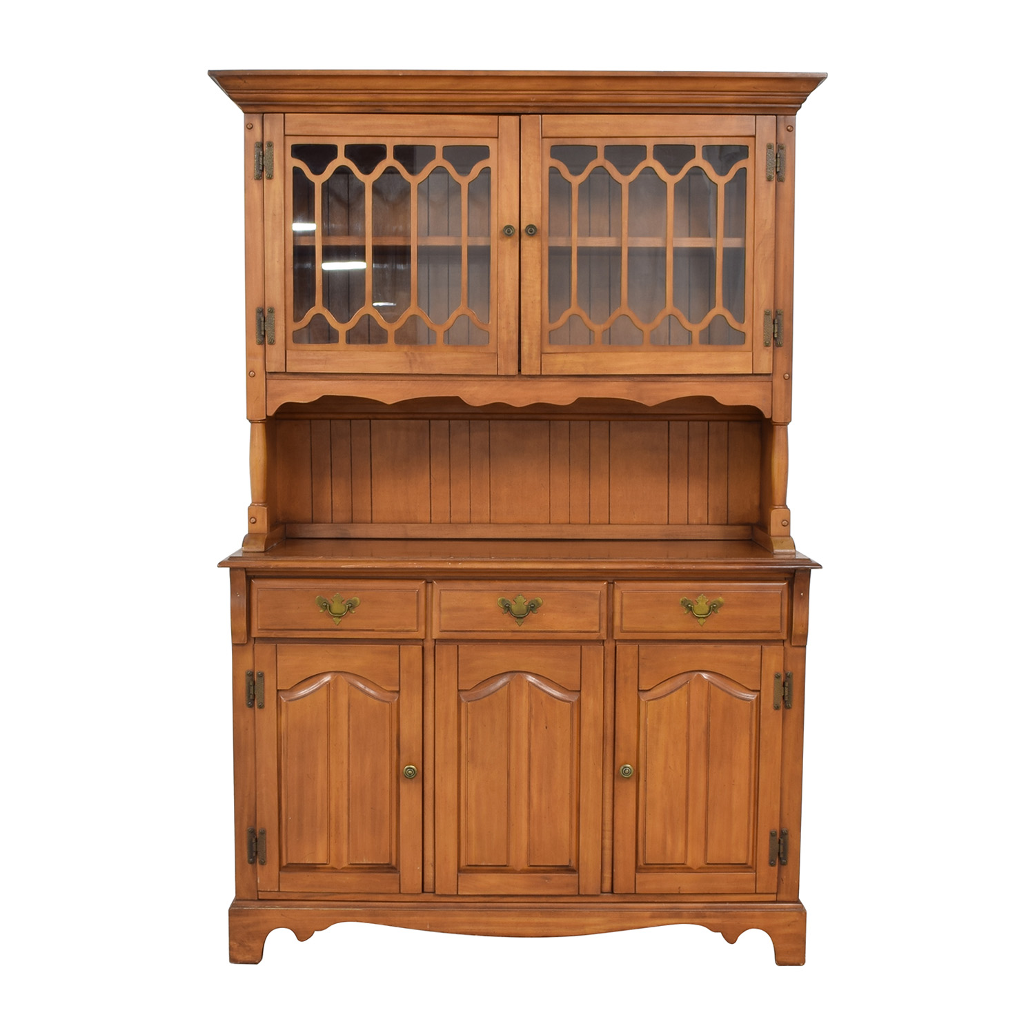 Vintage Country Hutch / Wardrobes & Armoires
