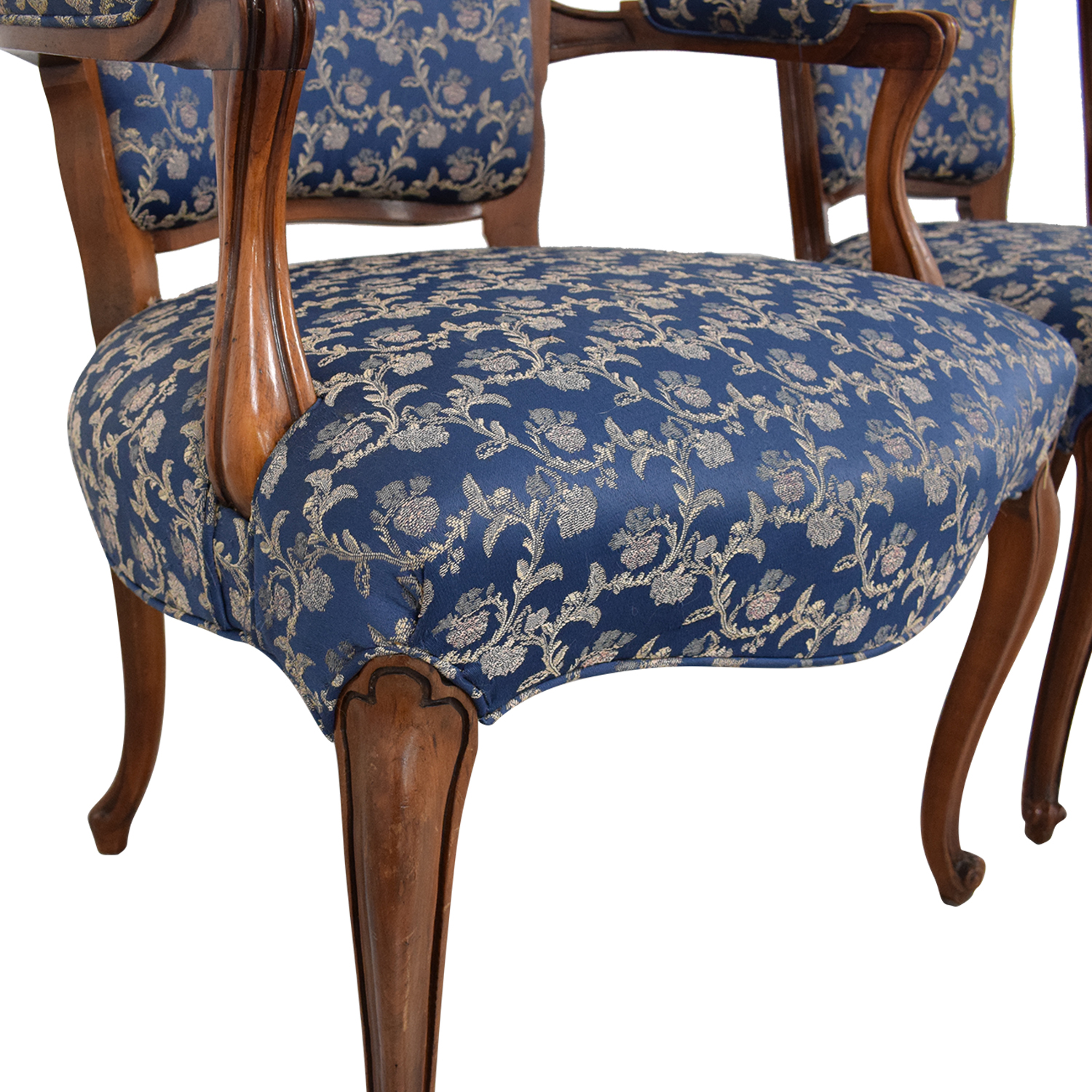 French Provincial Dining Chairs ct