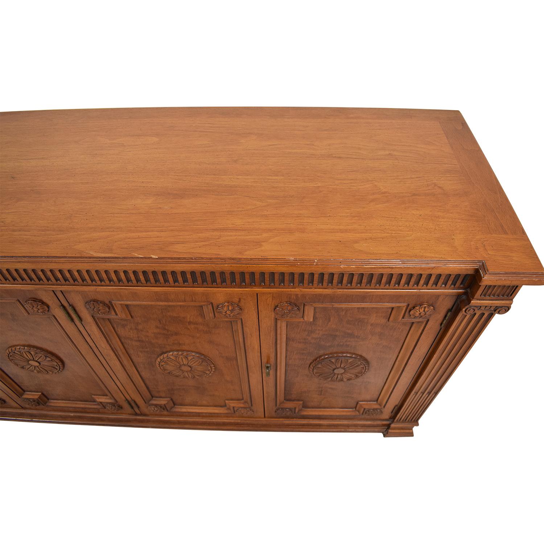 Henredon Furniture Henredon Buffet brown