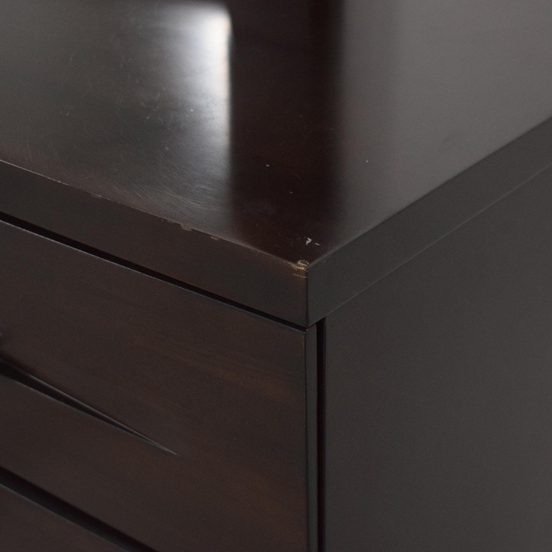 Casana Furniture Casana Bedroom Dresser with Mirror Dressers