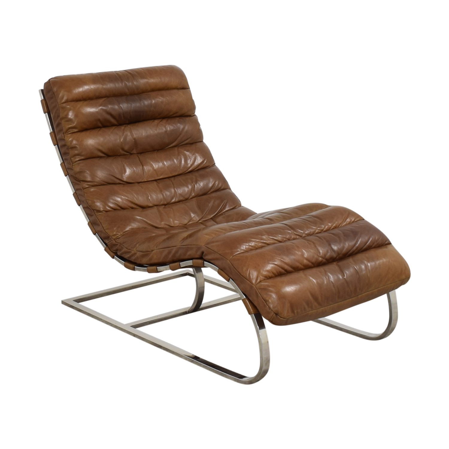 buy Restoration Hardware Oviedo Leather Chair Restoration Hardware Sofas
