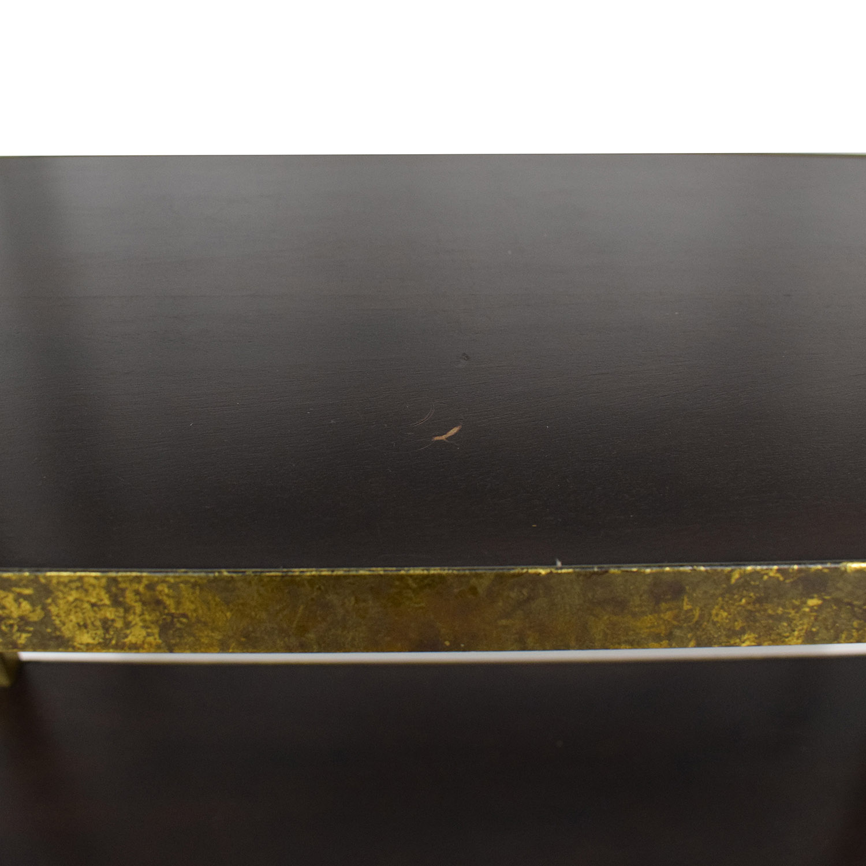 buy Arteriors Single Iron Shelving Arteriors Storage
