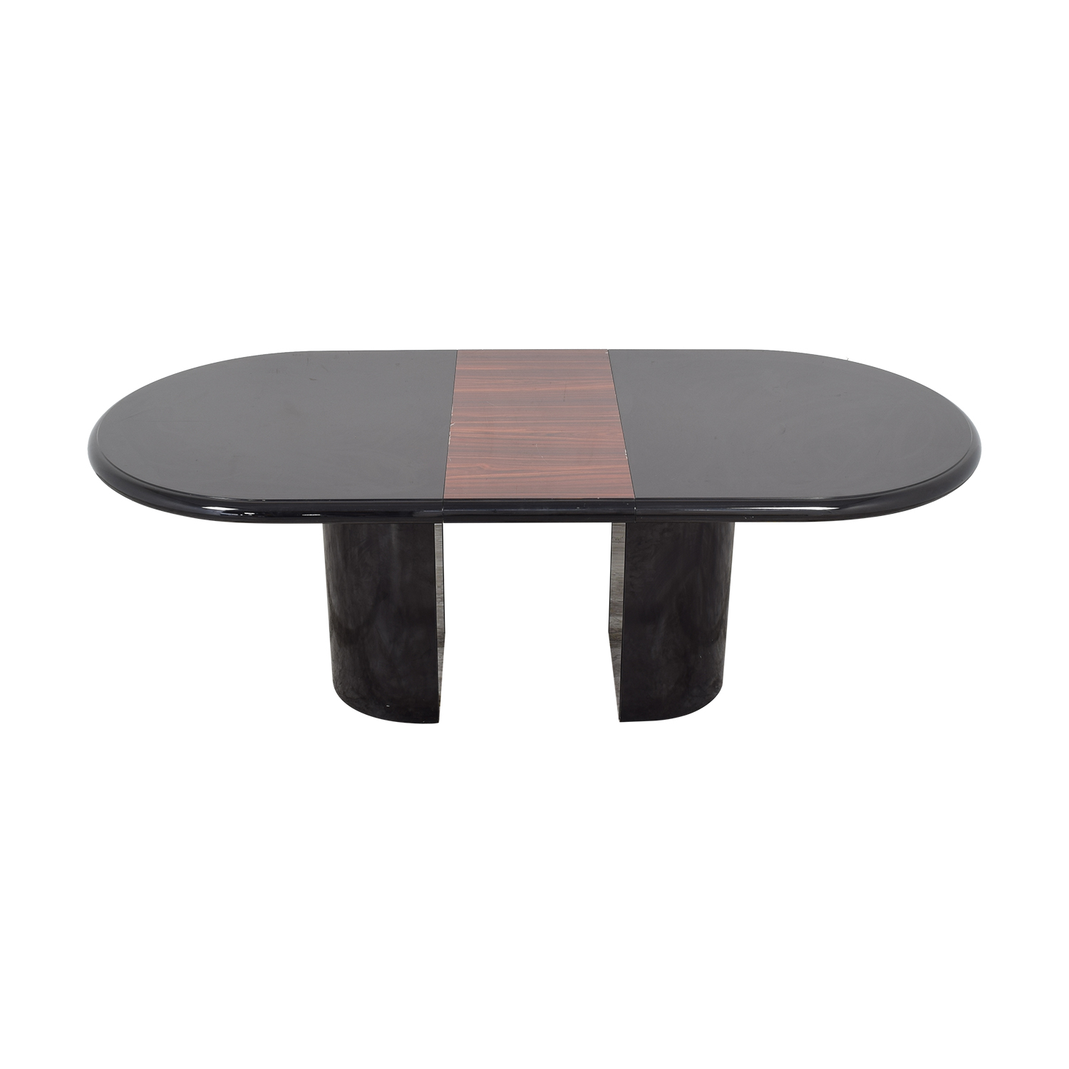 Art Deco Style Extendable Dining Table discount