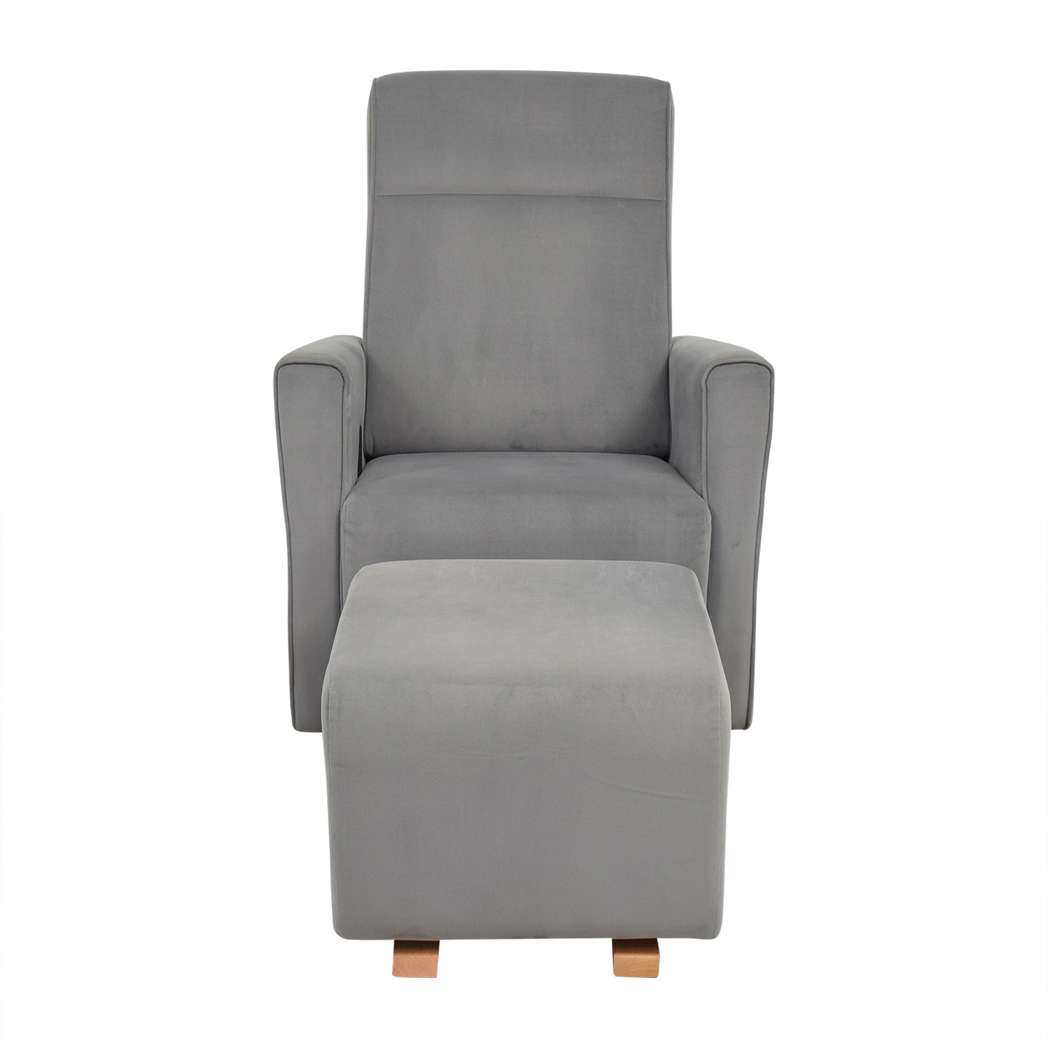 Dutailier Glider and Ottoman / Accent Chairs