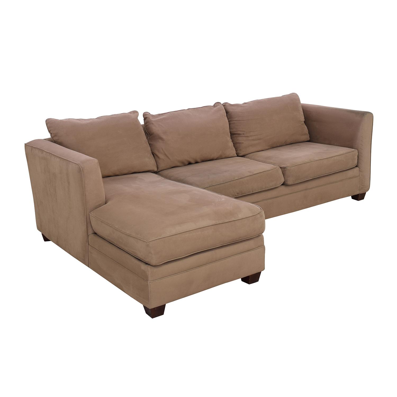 shop Bauhaus Chaise Sectional Sofa Bauhaus Furniture