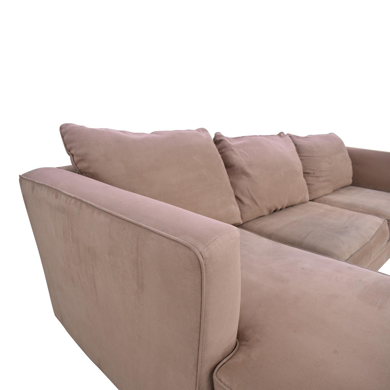 52% OFF - Bauhaus Furniture Bauhaus Chaise Sectional Sofa / Sofas