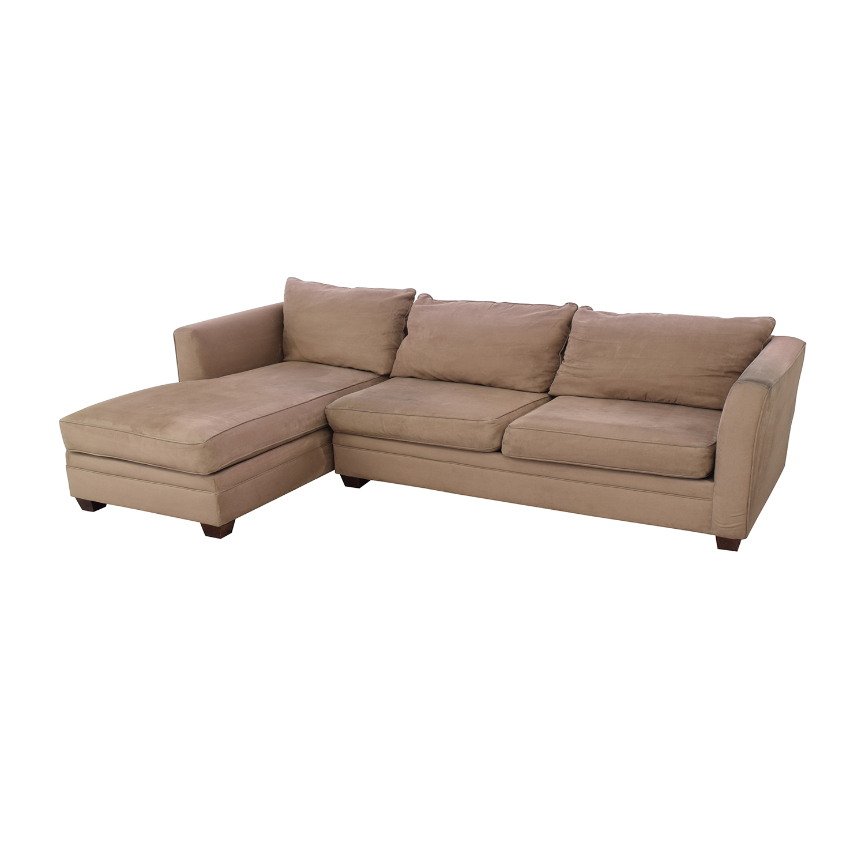 Bauhaus Furniture Bauhaus Chaise Sectional Sofa nj