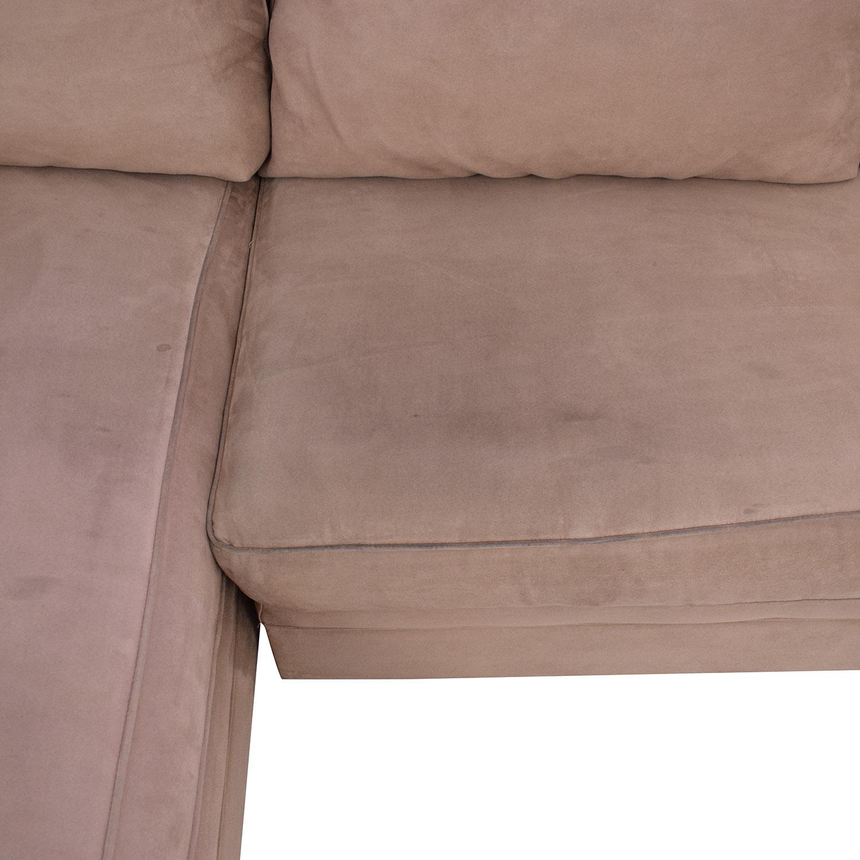 Bauhaus Furniture Bauhaus Chaise Sectional Sofa nyc