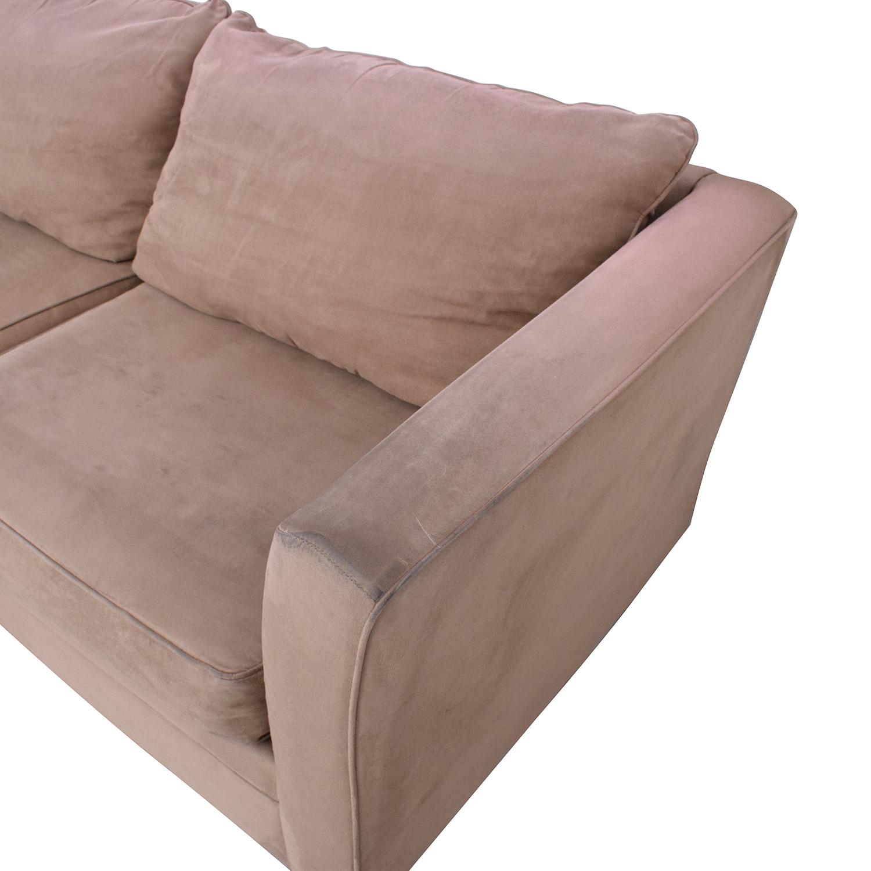 Bauhaus Furniture Bauhaus Chaise Sectional Sofa ma