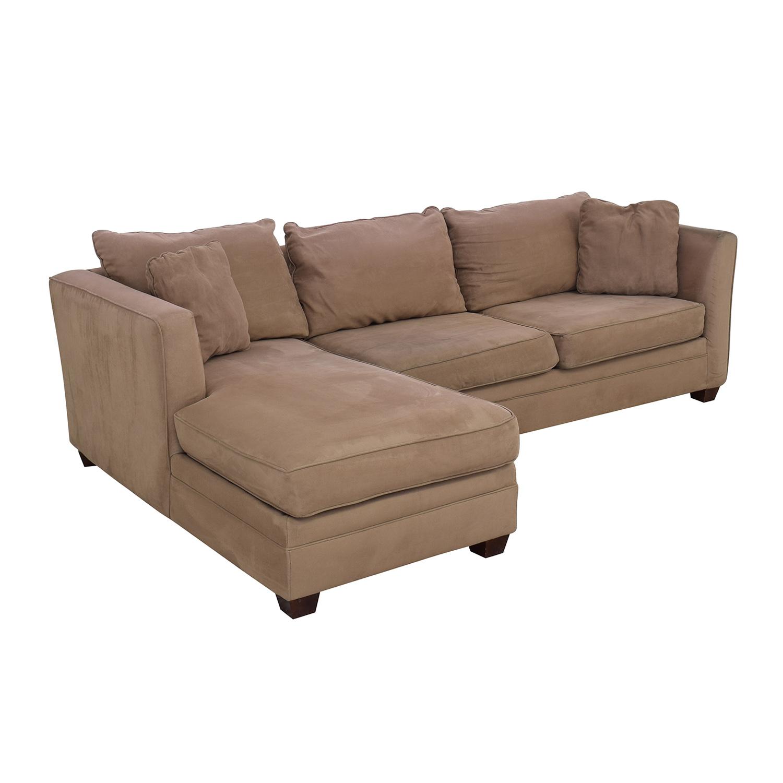 Bauhaus Furniture Bauhaus Chaise Sectional Sofa pa