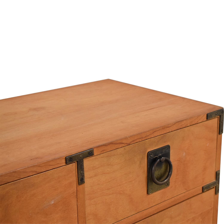 shop Gothic Cabinet Craft Seven Drawer Dresser Gothic Cabinet Craft