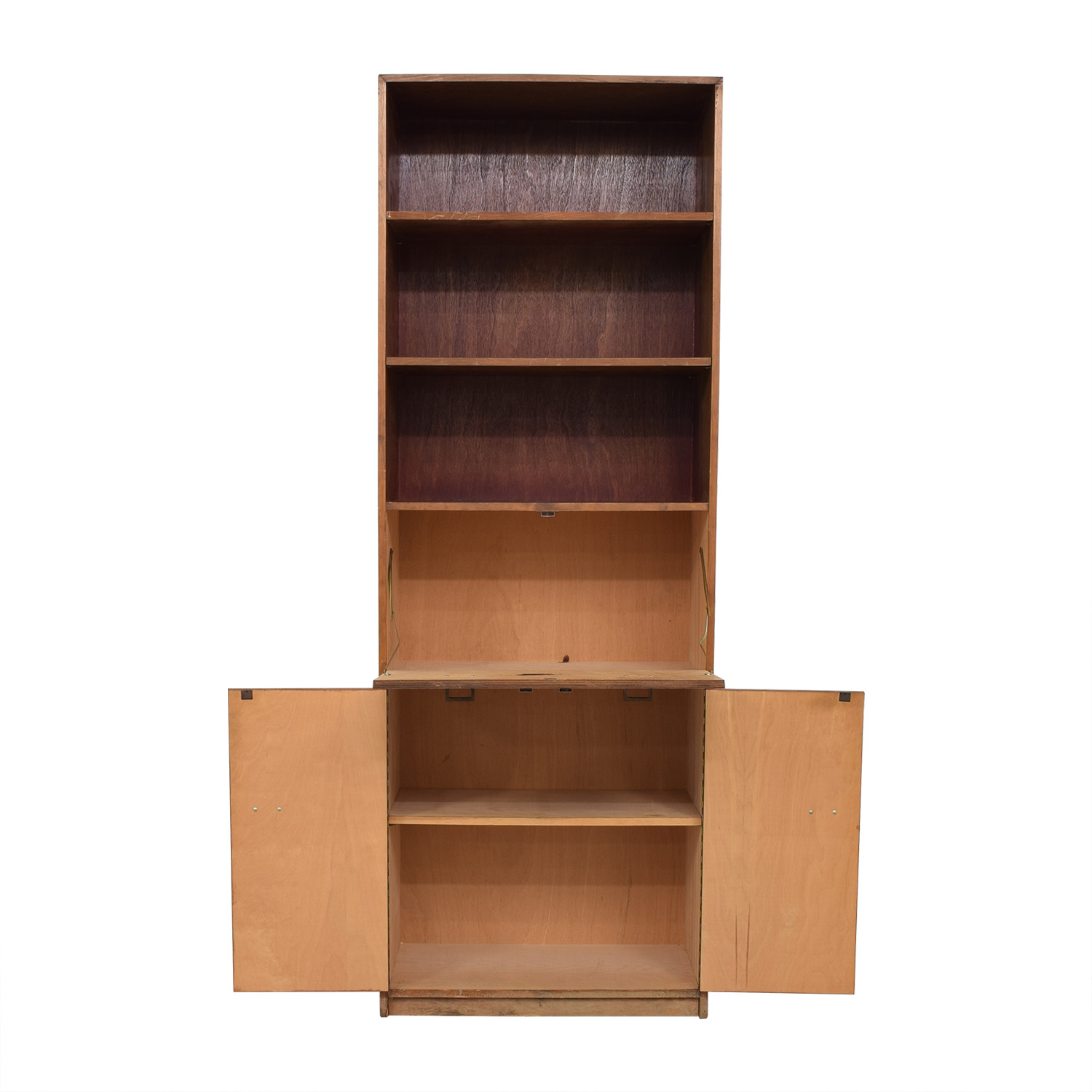 Bookcase Cabinet used