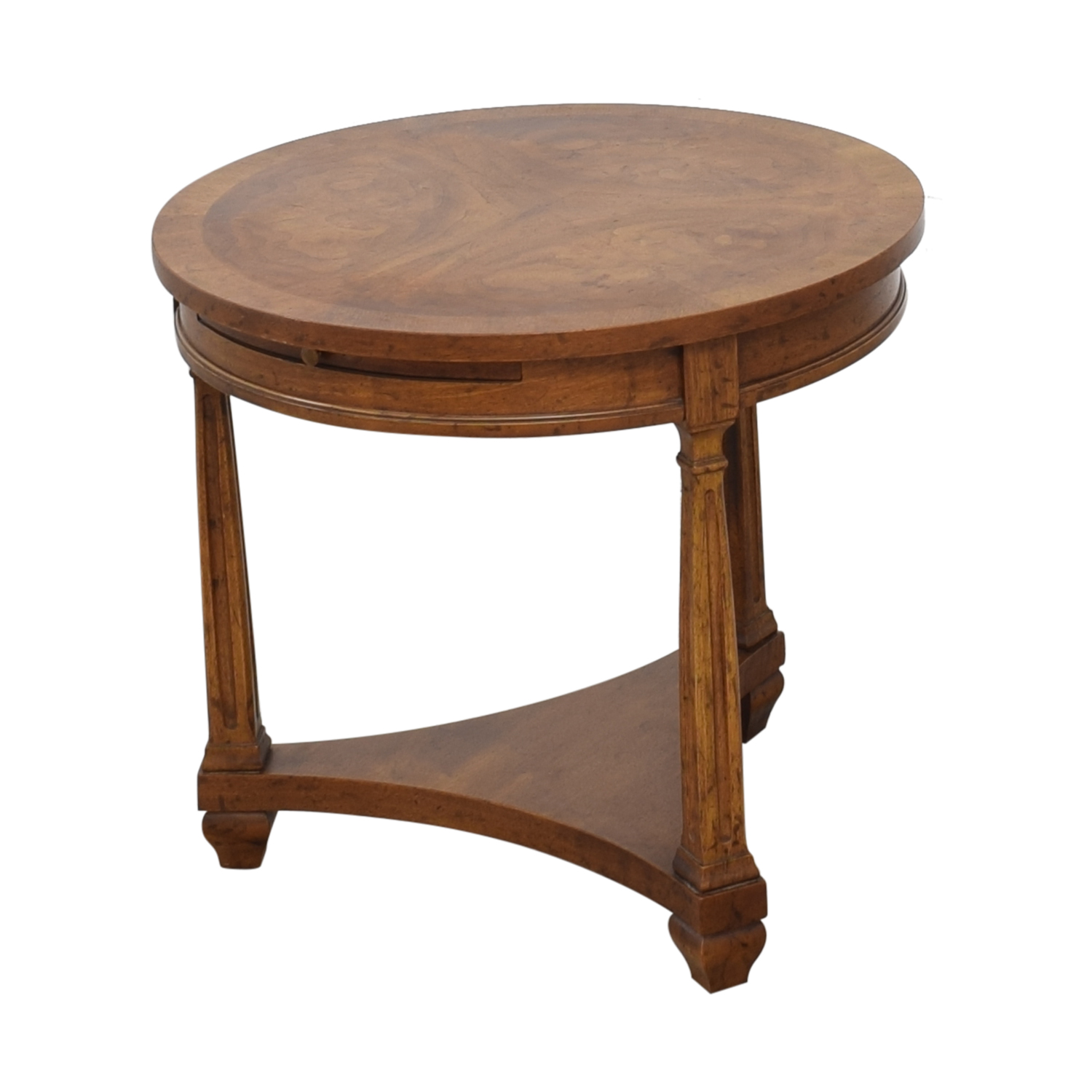 shop Drexel Heritage Mid Century Side Table Drexel Heritage