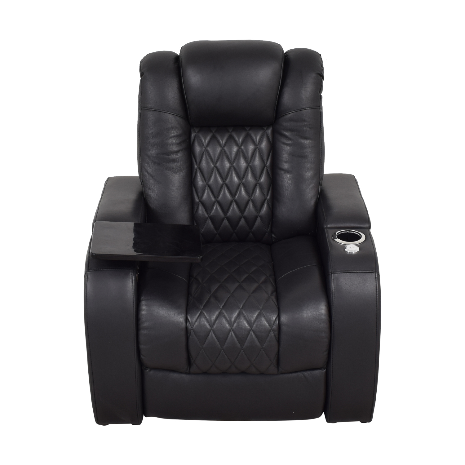 Seatcraft Seatcraft Diamante Home Theater Seating Leather Power Recliner nj