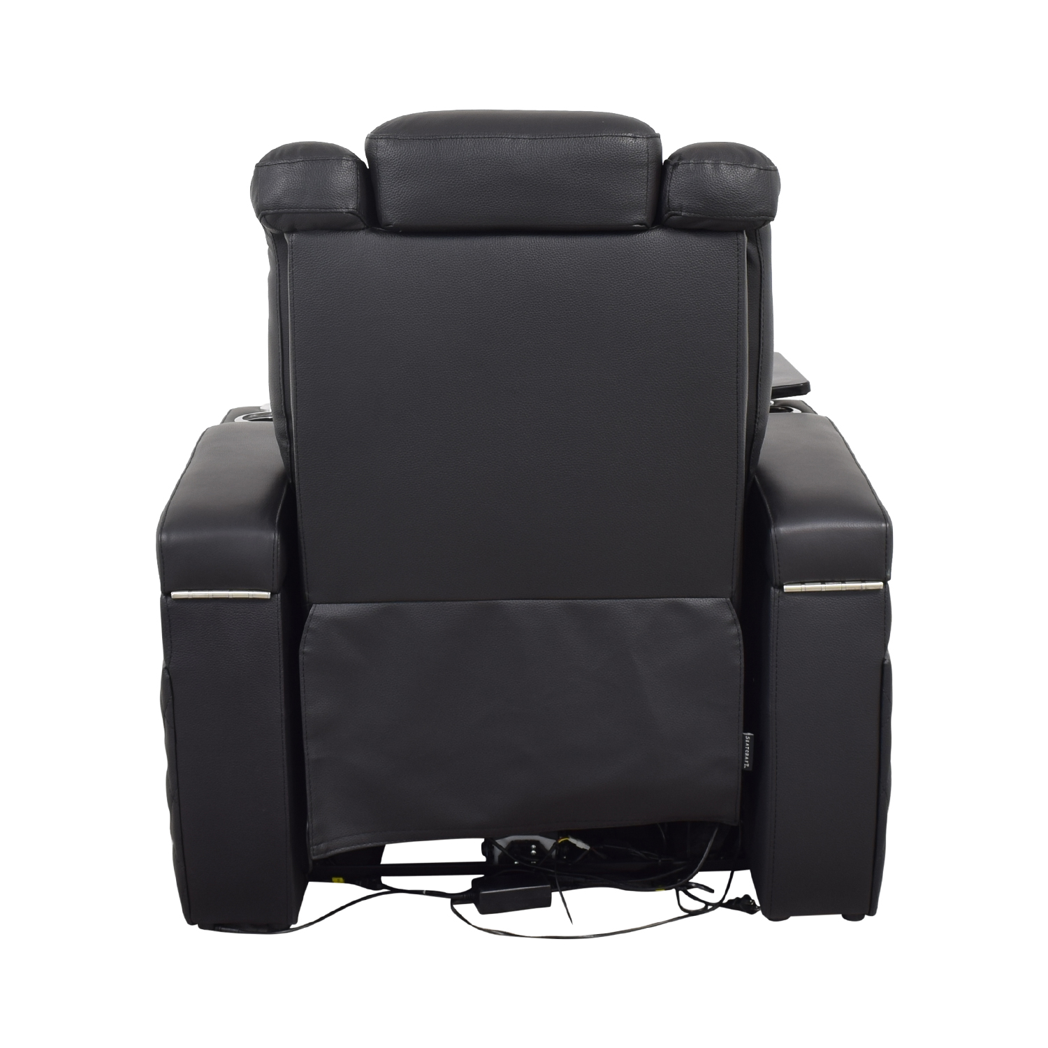 Seatcraft Seatcraft Diamante Home Theater Seating Leather Power Recliner for sale
