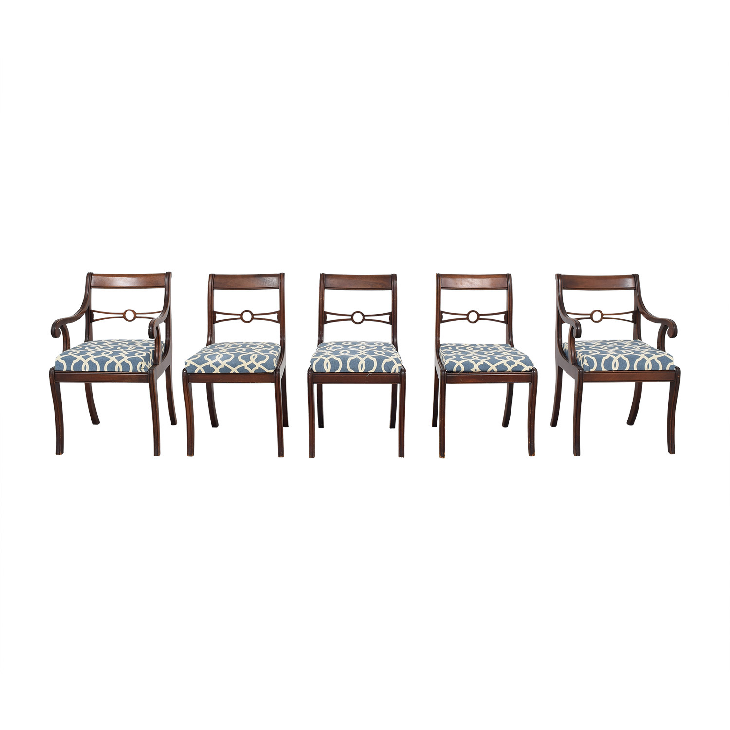 Upholstered Dining Room Chairs nyc