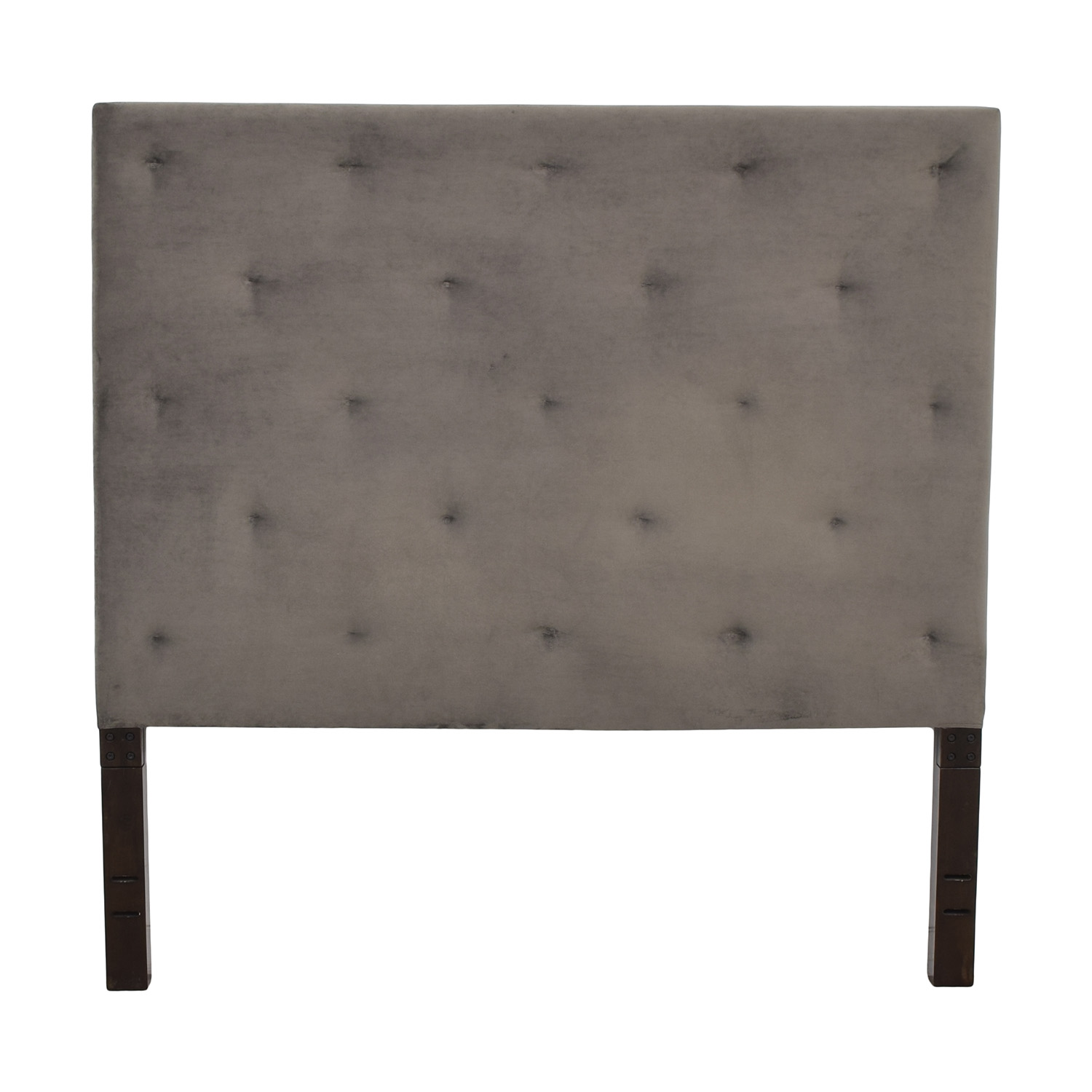 West Elm West Elm Upholstered Queen Headboard on sale
