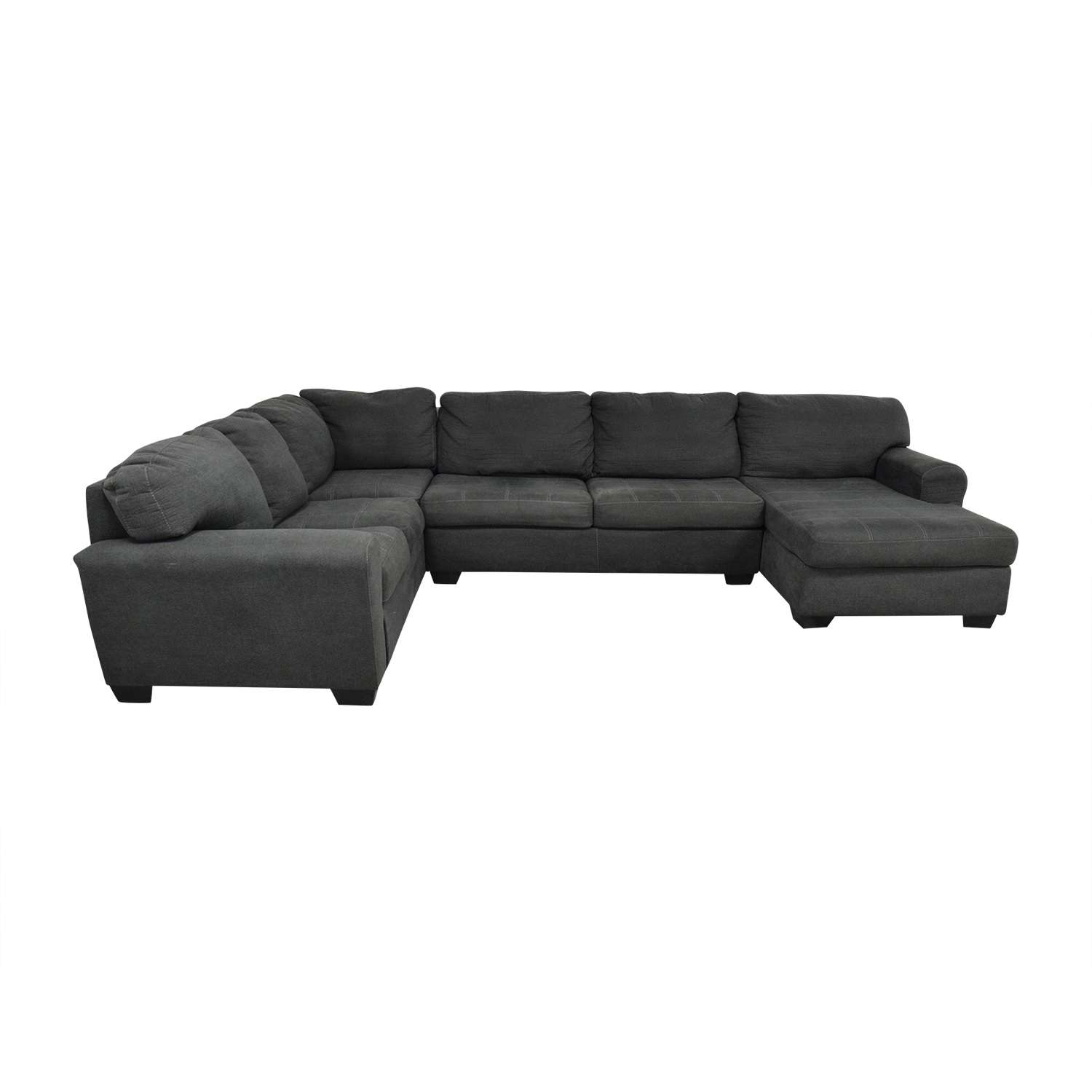 Ashley Furniture Ashley Furniture 3-Piece Sectional Sofa used