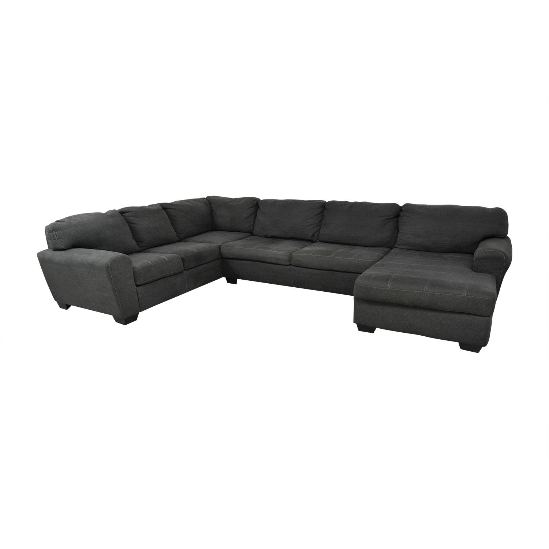 Ashley Furniture Ashley Furniture 3-Piece Sectional Sofa used