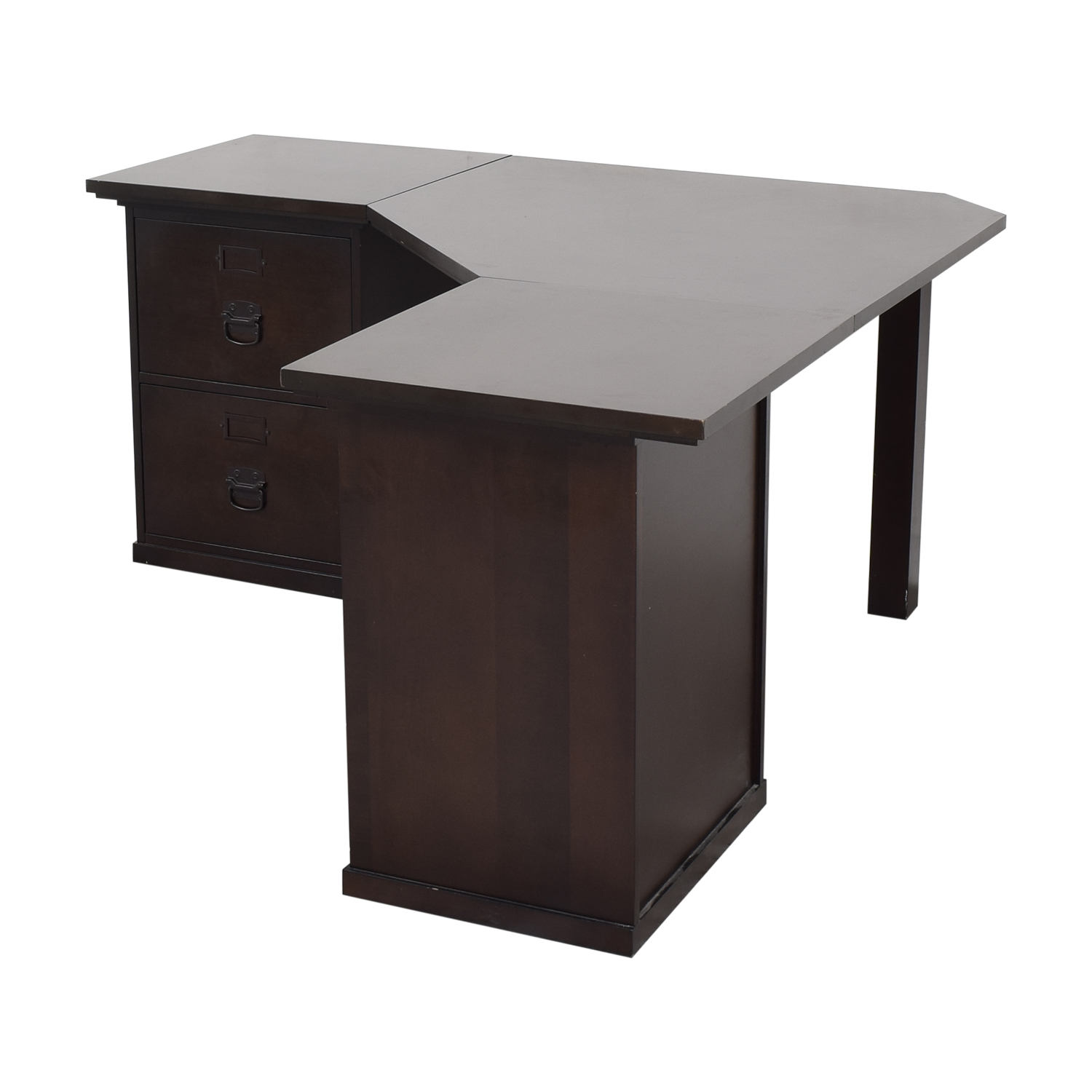 West Elm West Elm Corner Desk second hand