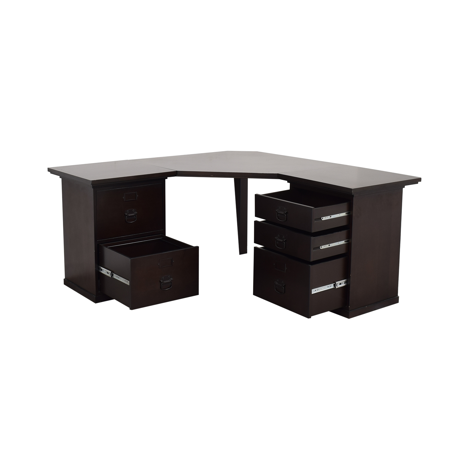 West Elm West Elm Corner Desk price