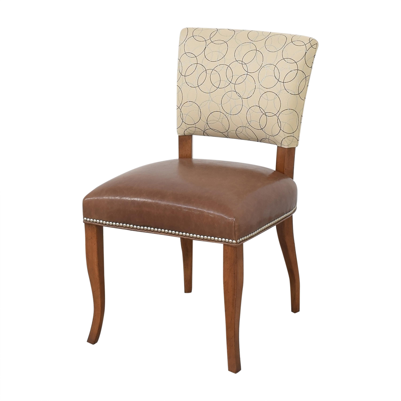 Kravet Elise Dining Chairs Kravet