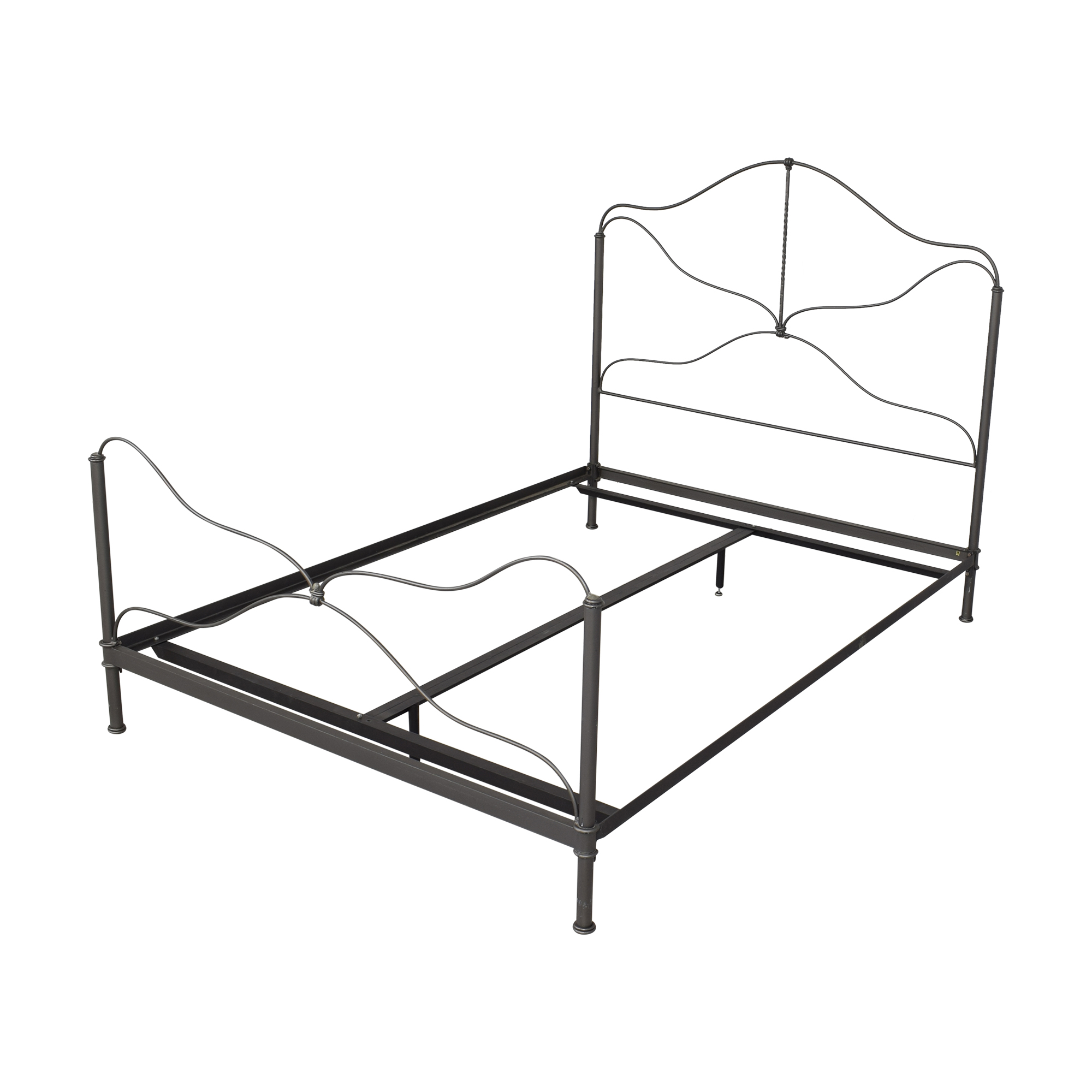 shop Charles P. Rogers Queen Bed Charles P. Rogers