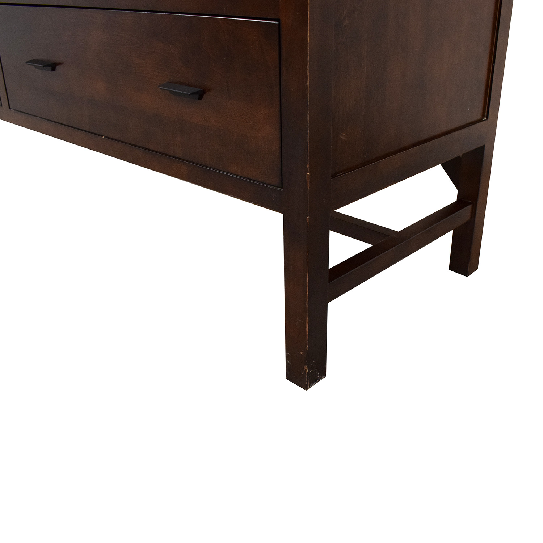 Durham Furniture Seven Drawer Dresser Durham Furniture