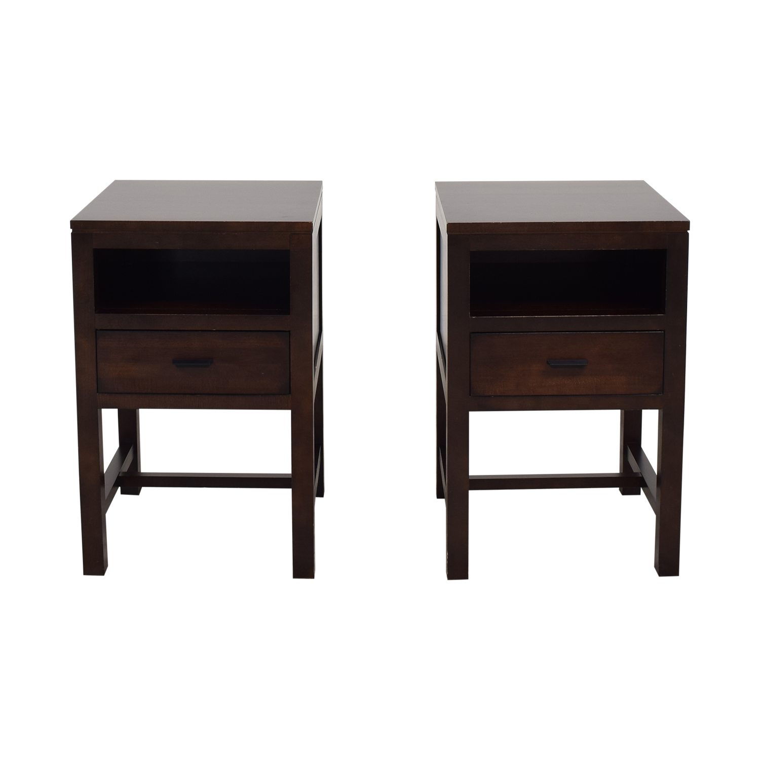 Durham Furniture Durham Furniture Maple Wood Night Stands dimensions