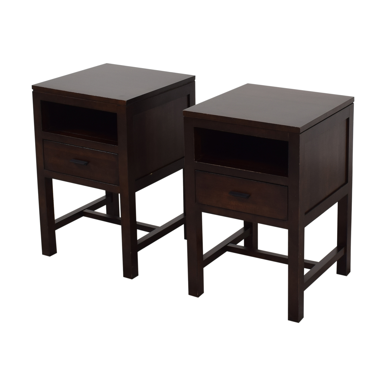 buy Durham Furniture Durham Furniture Maple Wood Night Stands online