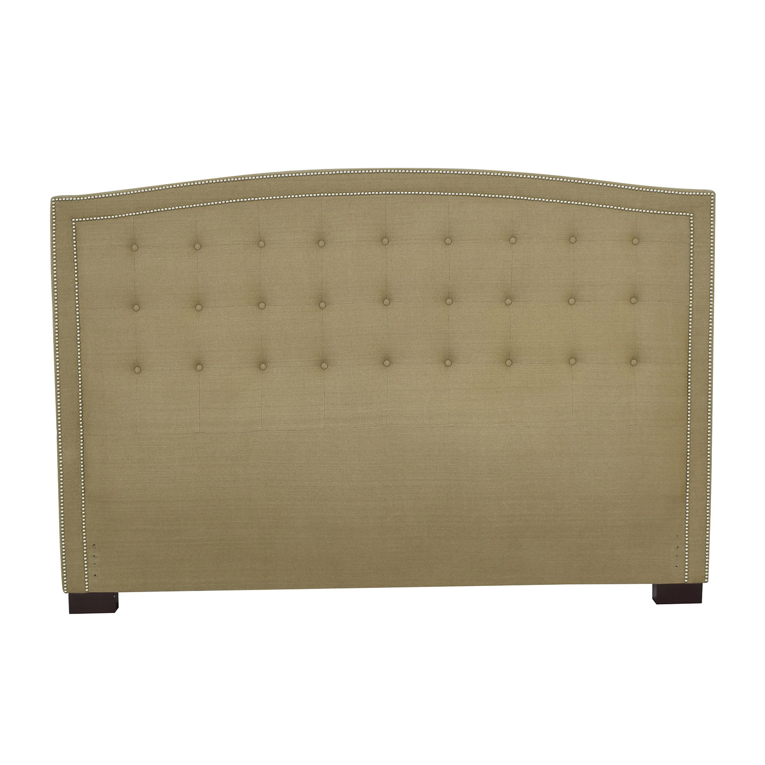 Ethan Allen Ethan Allen Studded King Headboard nj