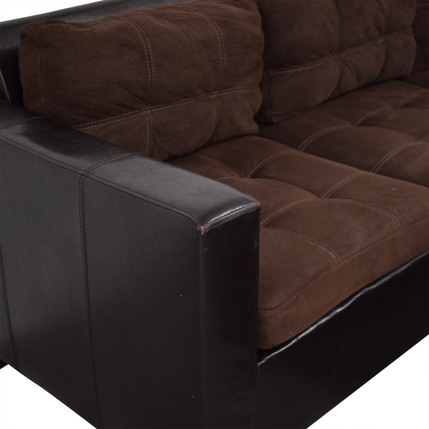 buy Chaise Sectional Sofa and Ottoman