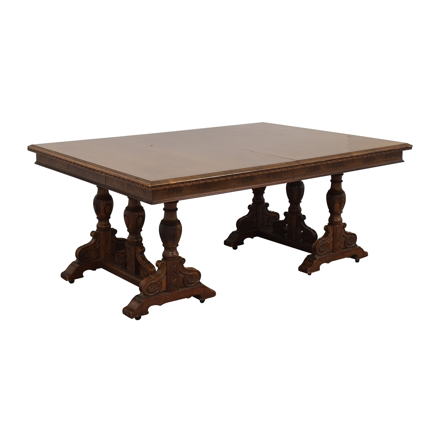 Large Antique Dining Table price