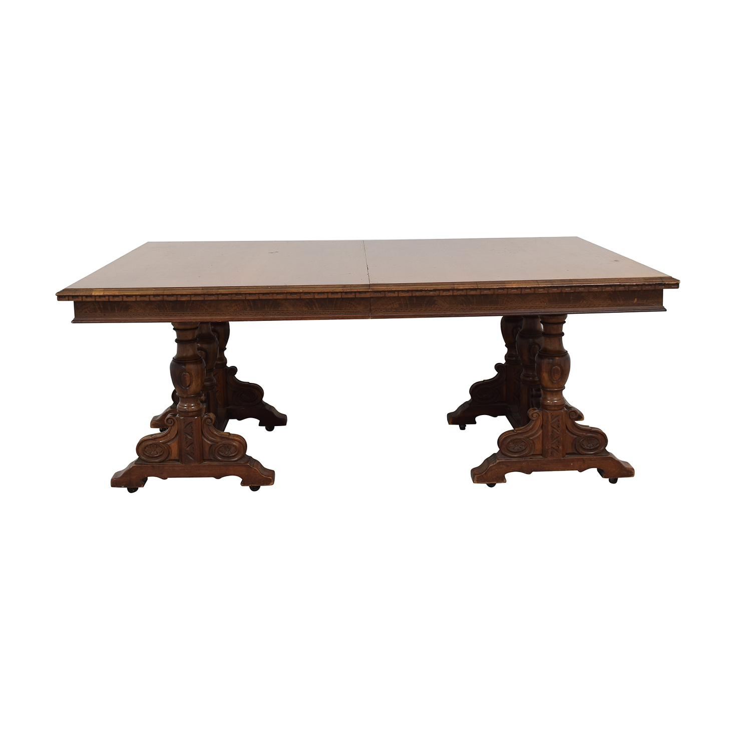 Large Antique Dining Table coupon