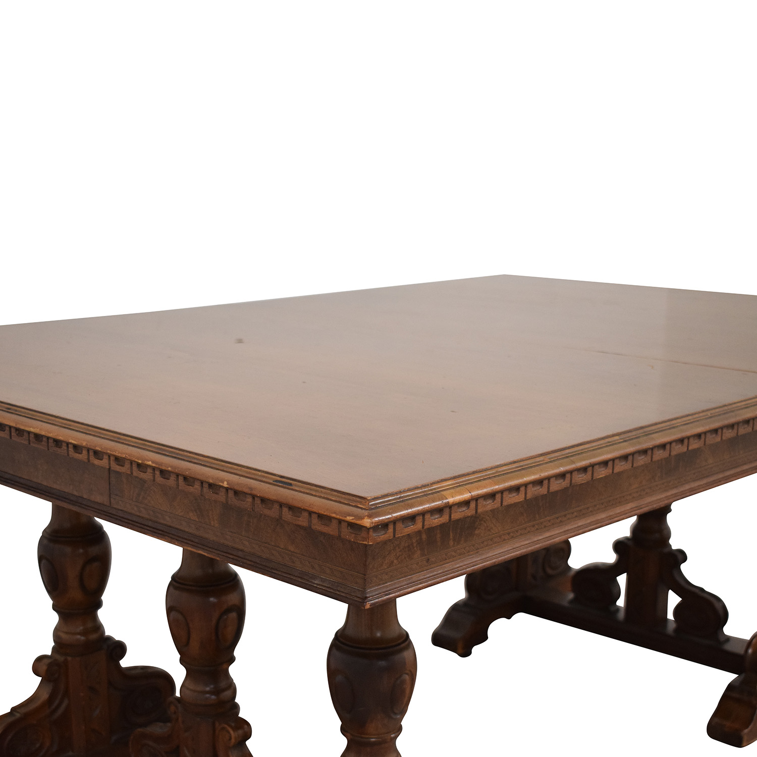 shop Large Antique Dining Table  Tables