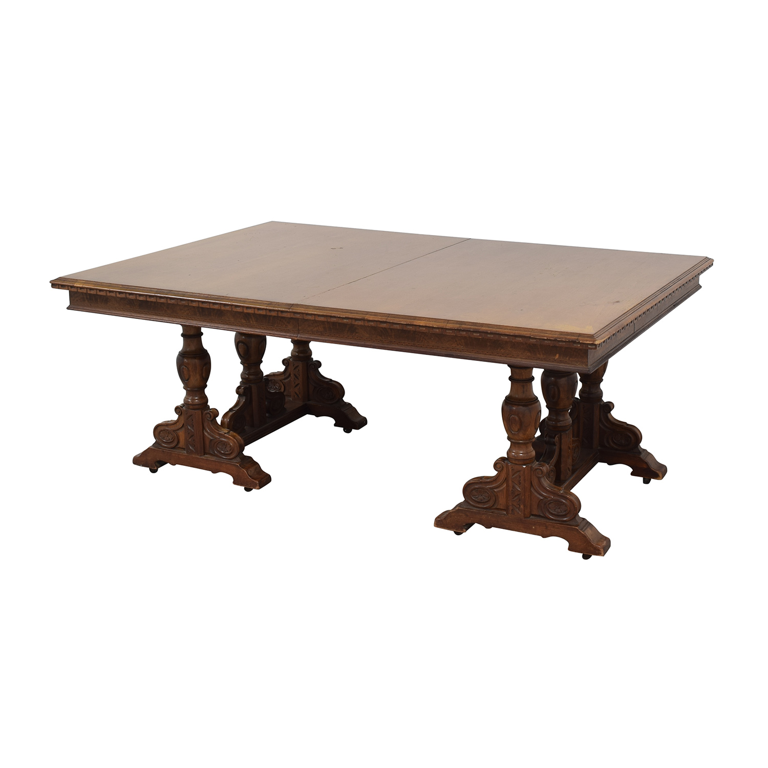 Large Antique Dining Table for sale