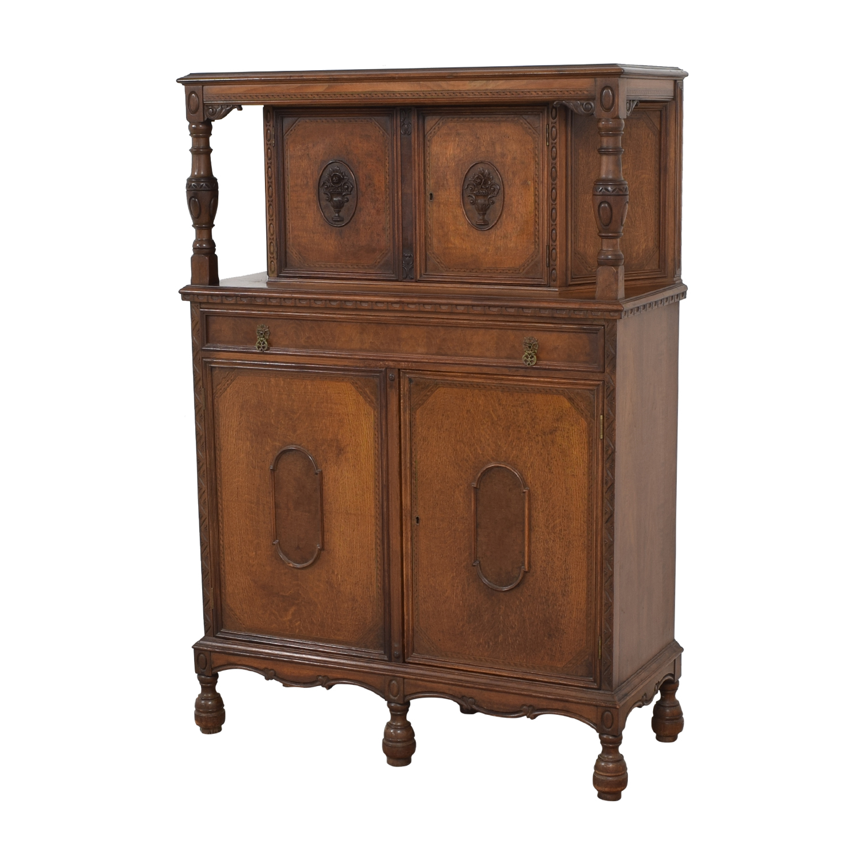 shop Vintage Armoire Cabinet  Storage