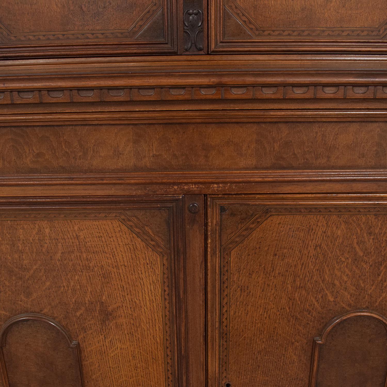 Vintage Armoire Cabinet sale