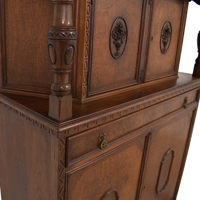 buy  Vintage Armoire Cabinet online